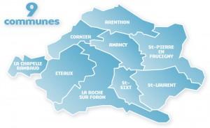 Schéma de Cohérence Territoriale du Pays Rochois