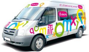 Nouveau service de transport à la demande