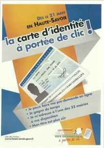 CARTE D'IDENTITE – Nouvelles dispositions