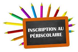 Dossier inscription périscolaire 2018-2019