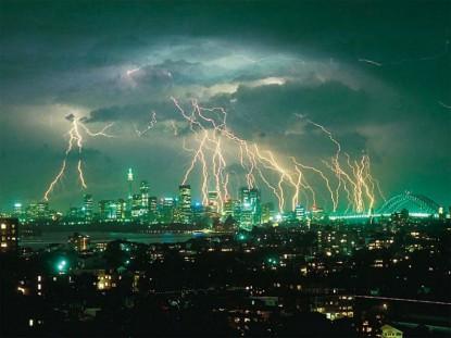 Alerte météo : ORAGES