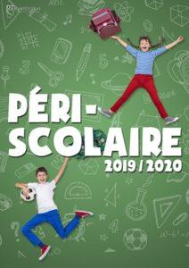 Dossier d'inscription périscolaire 2019/2020