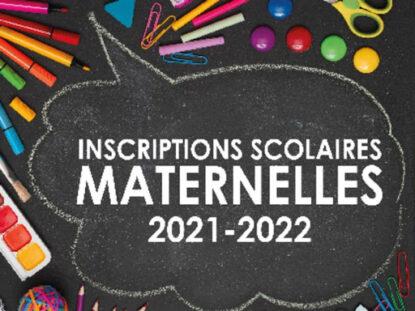 ENFANTS NÉS EN 2018 : Inscription à l'école maternelle