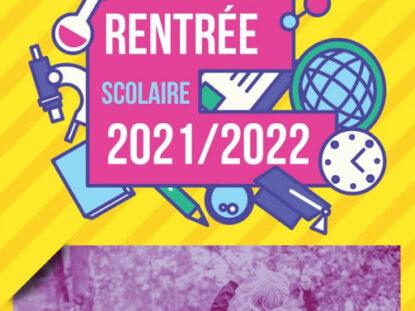 INSCRIPTION ÉCOLE ÉLÉMENTAIRE 2021-2022
